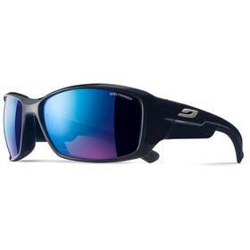 Julbo Whoops Spectron 3CF Sunglasses shiny black-blue